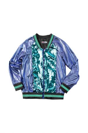 Куртка I love to dream. Цвет: сиреневый
