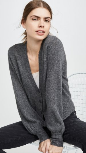 Kendall Cashmere Cardigan 360 SWEATER