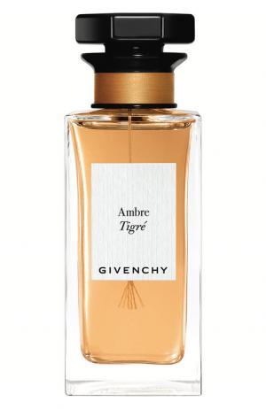 Парфюмерная вода LAtelier Ambre Tigre Givenchy. Цвет: бесцветный