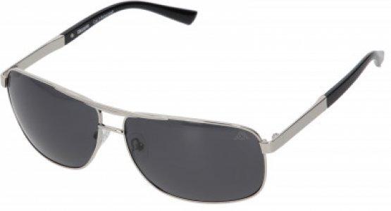 Солнцезащитные очки Kappa. Цвет: серебристый