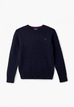 Джемпер Polo Ralph Lauren. Цвет: синий