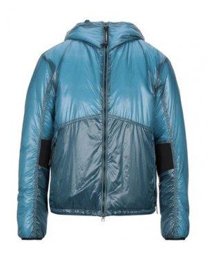 Куртка C.P. COMPANY. Цвет: цвет морской волны