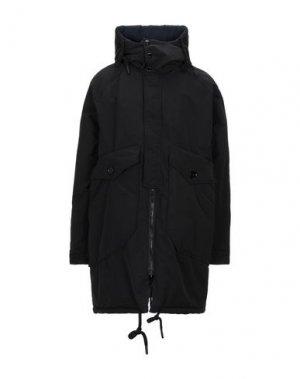 Пальто OOF. Цвет: черный