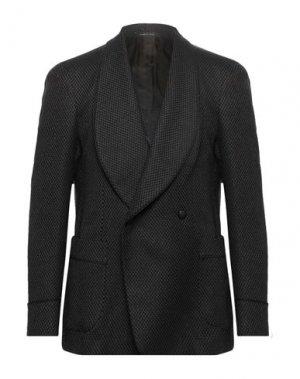 Пиджак TAGLIATORE. Цвет: темно-коричневый