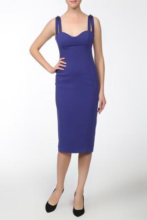 Платье For.Me Elena Miro. Цвет: фиолетовый