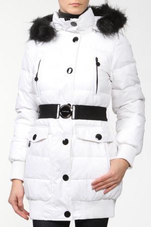 Пальто Lawine. Цвет: белый