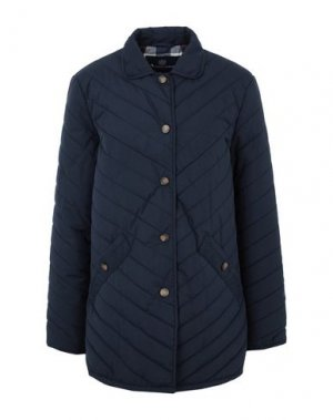Куртка AQUASCUTUM. Цвет: темно-синий