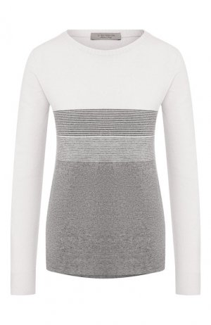 Пуловер D.Exterior. Цвет: серый