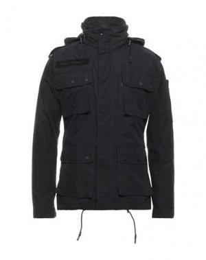 Куртка PEUTEREY. Цвет: черный
