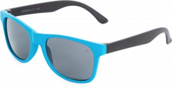Солнцезащитные очки детские Demix. Цвет: голубой