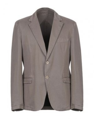 Пиджак POUL RICHARD. Цвет: голубиный серый