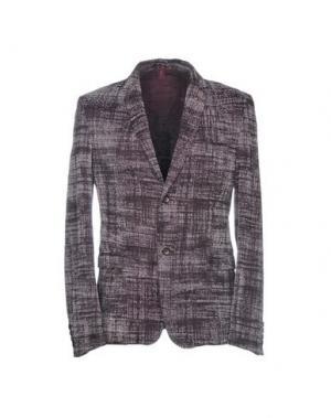 Пиджак ITALIANS GENTLEMEN. Цвет: красно-коричневый
