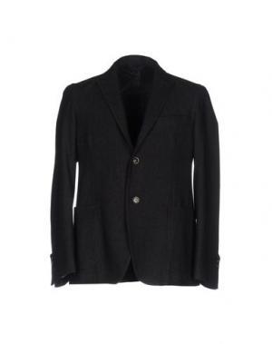 Пиджак GUIDO DI RICCIO. Цвет: стальной серый