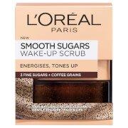 Кофейный скраб для лица и губ Smooth Sugar Wake-Up Coffee Face and Lip Scrub 50 мл LOréal Paris