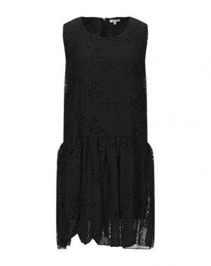 Короткое платье BRIGITTE BARDOT. Цвет: черный