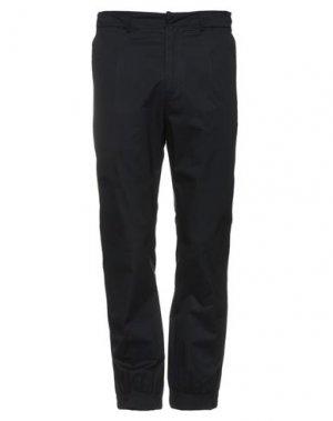 Повседневные брюки ROBERTO CAVALLI SPORT. Цвет: черный
