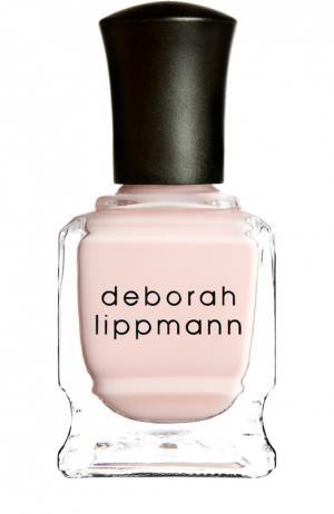 Лак для ногтей Prelude To A Kiss Deborah Lippmann. Цвет: бесцветный