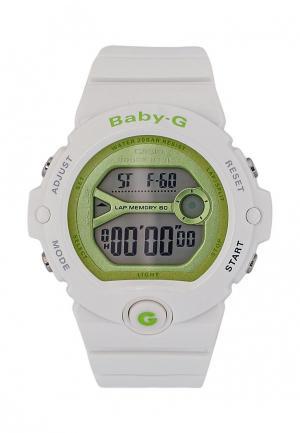 Часы Casio Baby-G BG-6903-7E. Цвет: белый