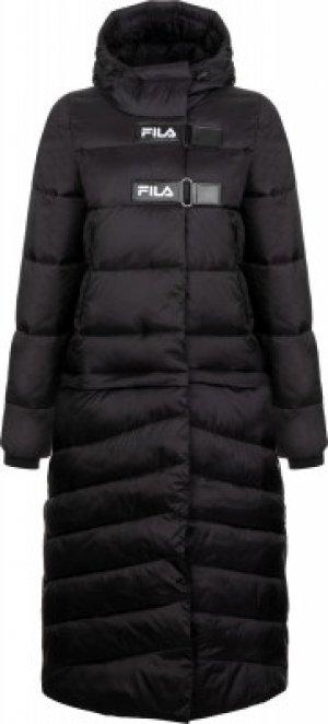 Куртка утепленная женская , размер 48 FILA. Цвет: черный