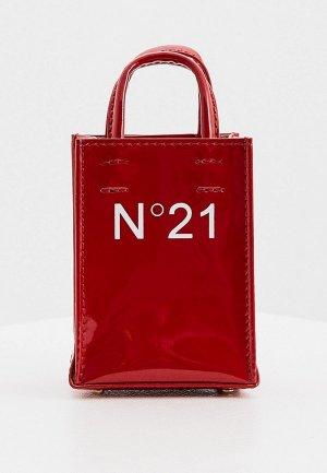 Сумка N21. Цвет: красный