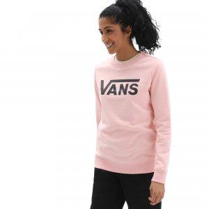 Пуловер Classic V Crew VANS. Цвет: розовый