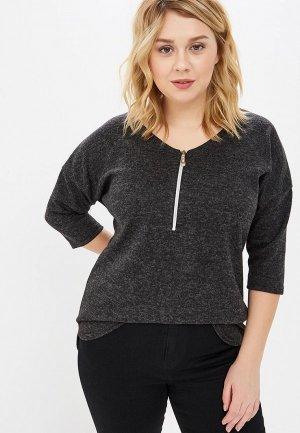 Пуловер Blagof. Цвет: черный