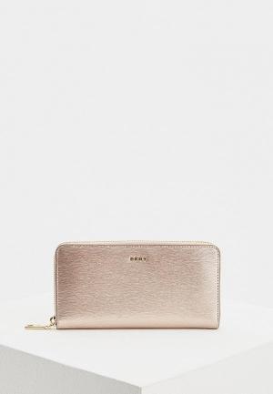 Кошелек DKNY. Цвет: золотой