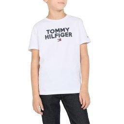 Футболка KB0KB04992 белый TOMMY HILFIGER