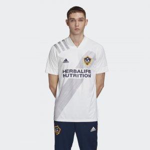 Домашняя игровая футболка Лос-Анджелес Гэлакси Performance adidas. Цвет: белый