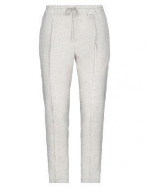Повседневные брюки ANNECLAIRE. Цвет: бежевый