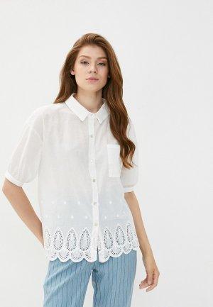 Блуза Y.Two. Цвет: белый