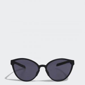 Очки солнцезащитные Tempest Performance adidas. Цвет: черный