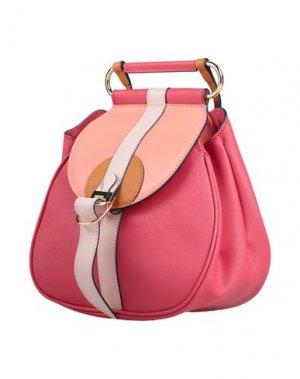 Рюкзаки и сумки на пояс PETER PILOTTO. Цвет: фуксия