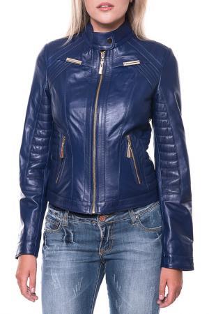 Куртка GIORGIO DI MARE. Цвет: blue