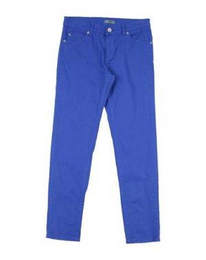 Джинсовые брюки GRANT GARÇON. Цвет: ярко-синий