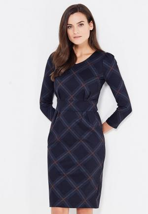 Платье MadaM T MA422EWXUH53. Цвет: черный