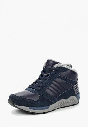 Кроссовки Ascot NADIA. Цвет: синий