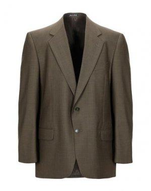 Пиджак JASPER REED. Цвет: зеленый
