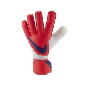 Футбольные перчатки Goalkeeper Grip3 - Красный Nike