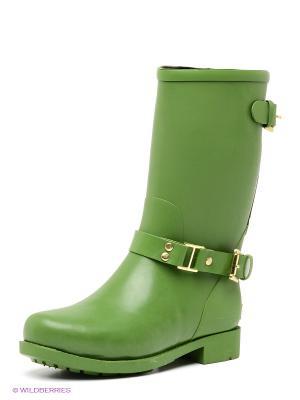 Сапоги BOOMBOOTS. Цвет: зеленый