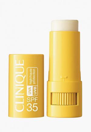 Крем солнцезащитный Clinique Targeted Protection Stick SPF 35, 6 гр. Цвет: белый