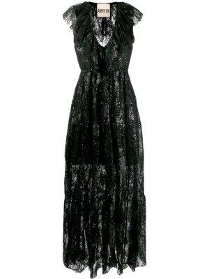 Вечернее платье Aniye By. Цвет: черный
