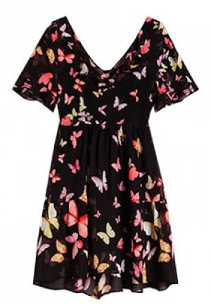Платье TWINSET. Цвет: черный