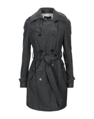 Пальто ADELE FADO. Цвет: серый