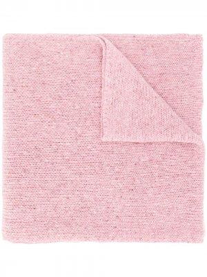 Твидовая шаль Joseph. Цвет: розовый