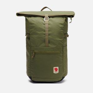 Рюкзак High Coast Foldsack 24 Fjallraven. Цвет: оливковый