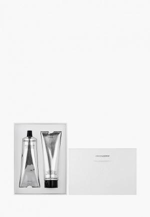 Набор для ухода за телом Grown Alchemist Дамасская роза, асаи и гранат 120 мл;Инка-инчи, пемза, активированный уголь мл. Цвет: прозрачный