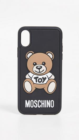 Bear iPhone XS / X Case Moschino