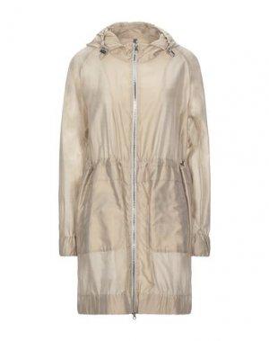 Легкое пальто BOSIDENG. Цвет: бежевый