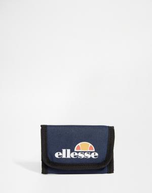 Бумажник Ellesse. Цвет: синий